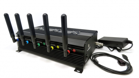 Cellular & WiFi Jammer Medium Output Power