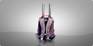 Military Inhibiting Backpack